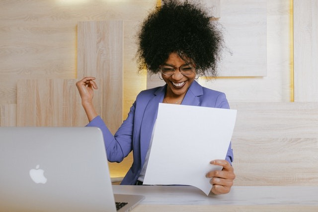 What is a cv for a job application